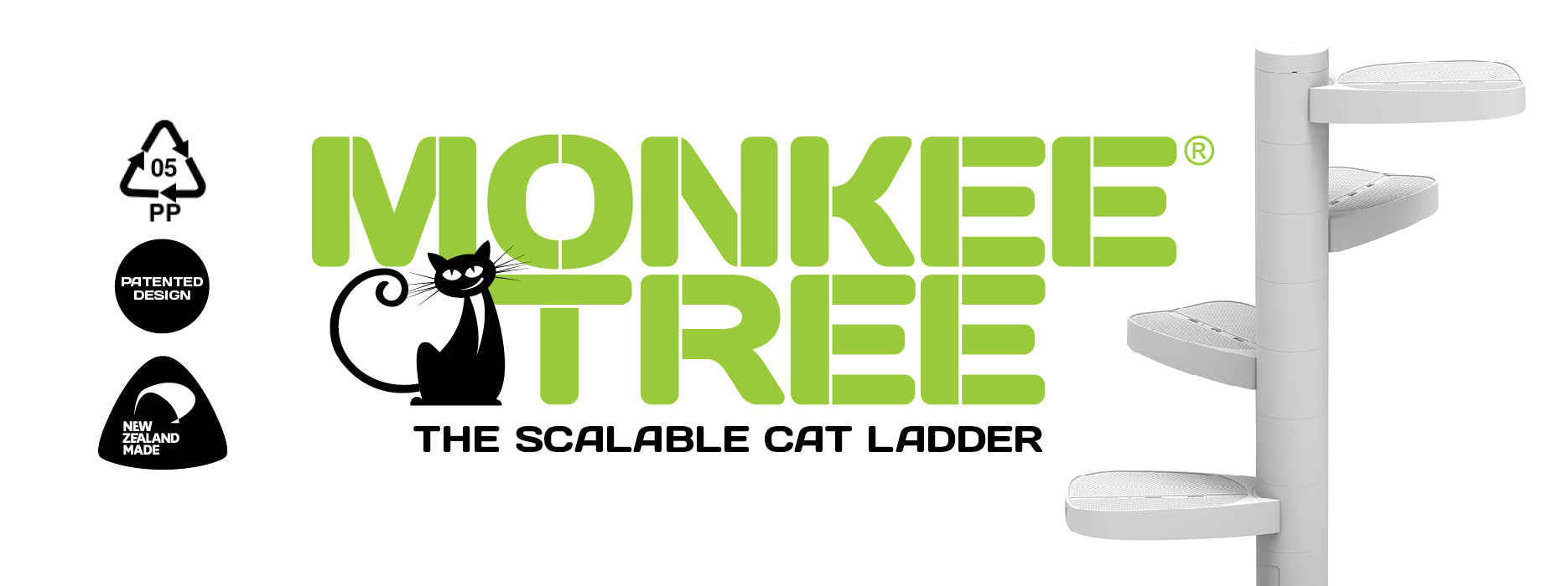 monkee tree modular cat ladder