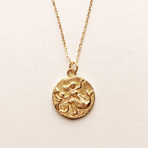 Siren Vermeil Necklace