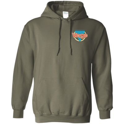 Verge Pullover Hoodie - XVG Chest