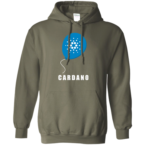 Cardano Pullover Hoodie - ADA