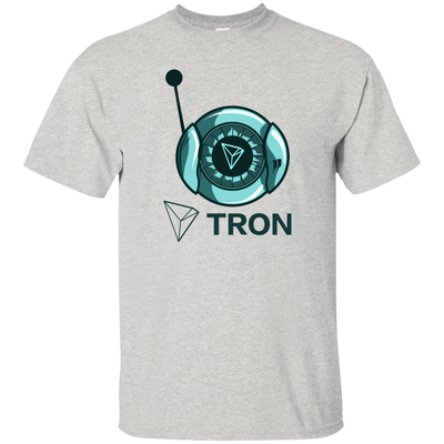Tron T Shirt - TRX Space Helmet Text