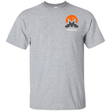 Load image into Gallery viewer, Monero T-Shirt - XMR Chest