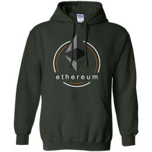 Load image into Gallery viewer, Ethereum Pullover Hoodie - Concentric
