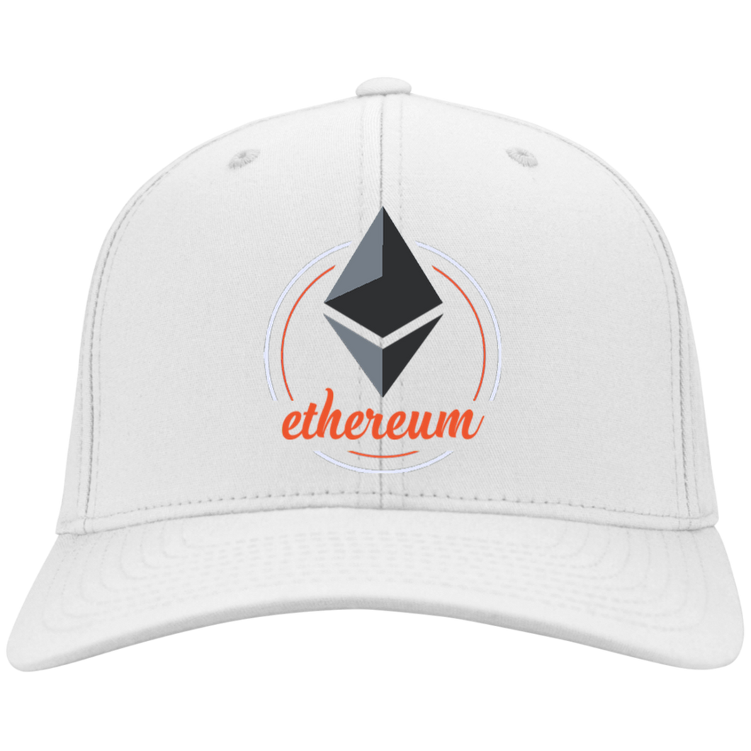 Ethereum FlexFit Baseball Hat