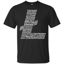 Load image into Gallery viewer, Litecoin T-Shirt - Words