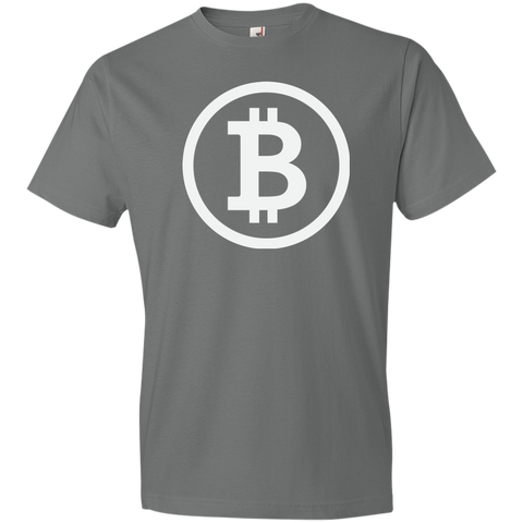 Bitcoin Classic Bright T-Shirt - Short-Sleeve (Mens / Unisex)