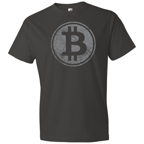 Bitcoin Distressed / Vintage T-Shirt