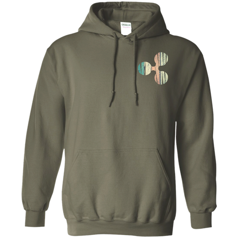 Ripple Pullover Hoodie - XRP Chest