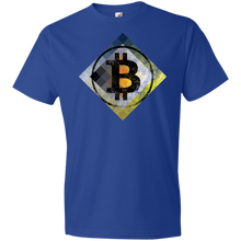 Load image into Gallery viewer, Bitcoin Color Grid T-Shirt