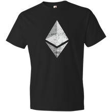 Load image into Gallery viewer, Ethereum T-Shirt Vintage Distressed T Shirt