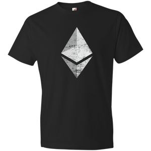 Ethereum T-Shirt Vintage Distressed T Shirt