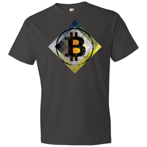 Bitcoin Color Grid T-Shirt