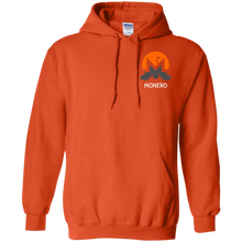 Load image into Gallery viewer, Monero Pullover Hoodie - XMR Chest