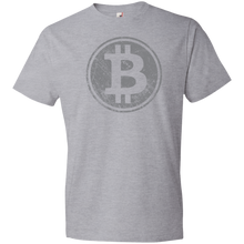 Load image into Gallery viewer, Bitcoin Distressed / Vintage T-Shirt