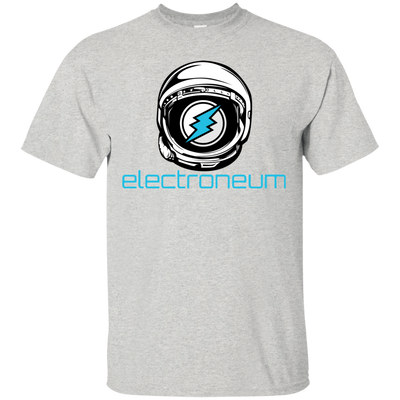 Electroneum T Shirt - Moon Man