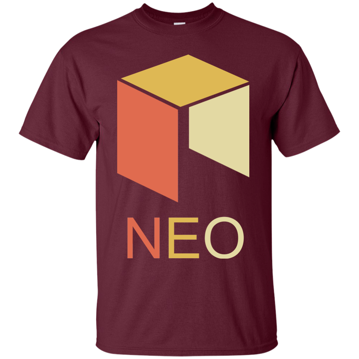 Neo T-Shirt - Distressed