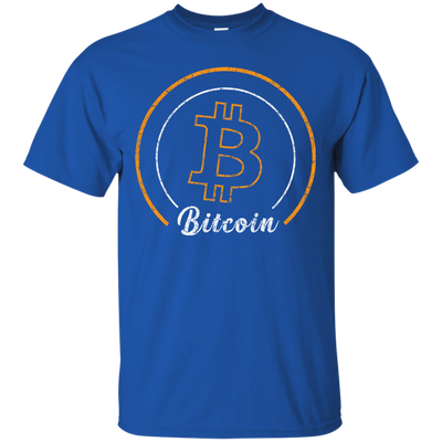 Bitcoin T-Shirt - Retro