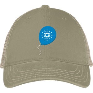 Cardano Trucker Hat - ADA Mesh Back