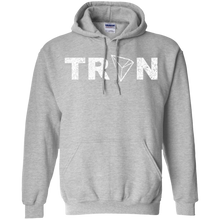 Load image into Gallery viewer, Tron Pullover Hoodie - TRX Distressed