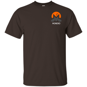 Monero T-Shirt - XMR Chest