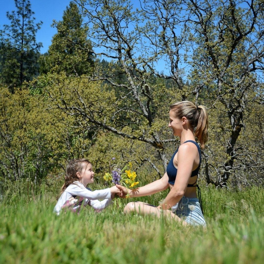 Yoga and Motherhood