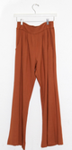 Clay Knit Bell Pant