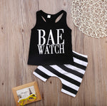 2pc Bae Watch Set