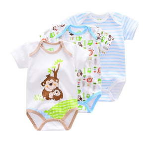 3 Pack Boys and Girls Onesies