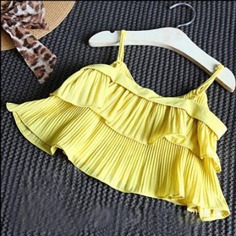 2pc Ruffle Short Set - 2 Color Choices