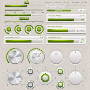 New Freebie: User Interface Goodies