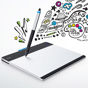 MyDesignDeals Giant Wacom Tablet Giveaway + Tons of Design Extras (Over $2,591 Value)