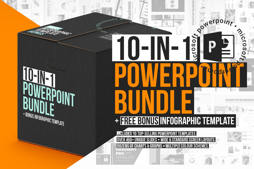 10 Creative And Professional Powerpoint Templates Plus Bonuses