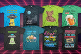 100 Retro T-Shirt Designs - Only $25 - MyDesignDeals