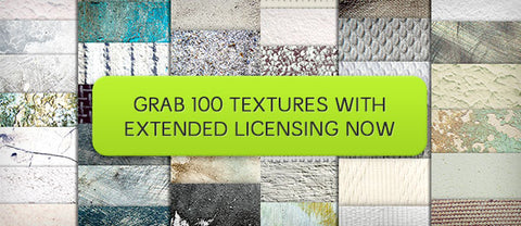 100 Subtle Textures (with Extended Licensing) - Only $19 - MyDesignDeals