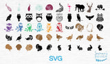 Gigantic Bundle Of SVG Files - 1300 Cut Files For Only $20 - MyDesignDeals