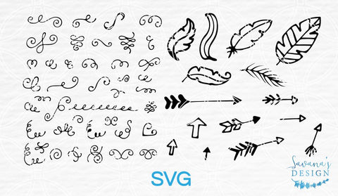 Gigantic Bundle Of SVG Files - 1300 Cut Files For Only $20