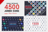 Boatloads Of Icons! (4500 Highly Detailed Icons) - Only $39 - MyDesignDeals