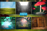 Big Box Of Backgrounds - Only $39 - MyDesignDeals