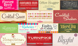 50 More Must-Have Fonts - Only $39 - MyDesignDeals