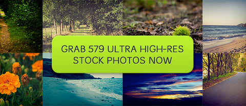 579 Photo Mega Bundle - Only $29 - MyDesignDeals