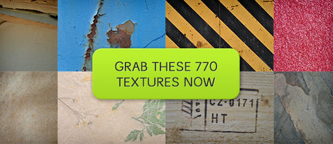 770 Popular Textures - Only $27 - MyDesignDeals