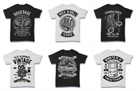 Which Is Best Vintage T-shirt Designs - Company