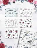 Winter Garden - Florals And More - Just $39 - MyDesignDeals