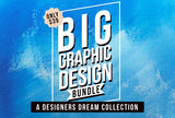 Big Graphic Design Bundle - Just $39 - MyDesignDeals