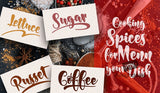 Scripts Galore - 50 Beautiful Fonts For Only $39 - MyDesignDeals