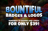 Bountiful Badges And Logos - Only $39 - MyDesignDeals
