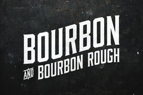 Bourbon Font Family - Only $19 - MyDesignDeals