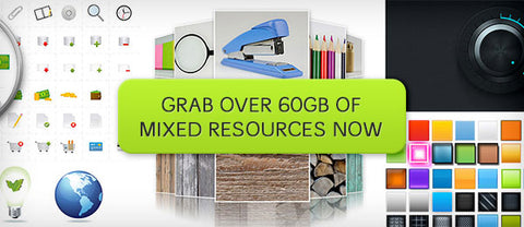 BundleStorm: An Unending Flurry of Mixed Resources - Only $49 - MyDesignDeals
