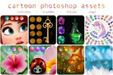 Designer's Fantasy Bundle - Photoshop Brushes - Just $15 - MyDesignDeals