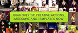 The Creative Photographer's Toolkit (Actions, Mockups, and Templates) - Only $19 - MyDesignDeals